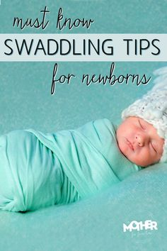 Got a newborn or small baby? Here are some awesome swaddling tips and some swaddle recommendations. Swaddling helps teach baby day and night differences and helps them sleep better, yes it does!
