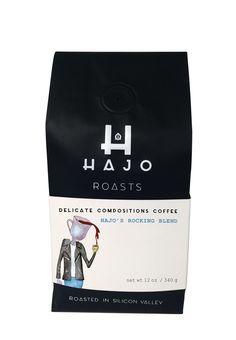 Hajo Roasts - Delicate Compositions: Hajo's Rocking Blend | Hajo Roasts
