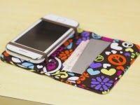 Gata Bacana: Passo a Passo Case de cartonagem para celular