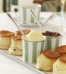 Afternoon Tea . Claridge's .