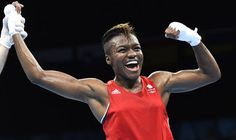 Nicola Adams - The first woman to win an Olympic boxing title