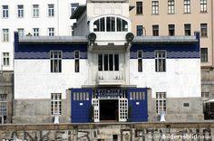 Otto Wagner, Schützenhaus, Vienna