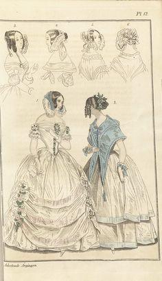 Magasin för konst, nyheter och moder 1841