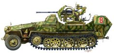 Sd Kfz 251/17 Gerat 917