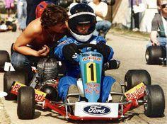 Michael & Ralf Schumacher Mick Schumacher, Kart Racing, Rc Hobbies, Karting, Sports Pictures, Go Kart, Sport Cars, Automobile, Formula 1