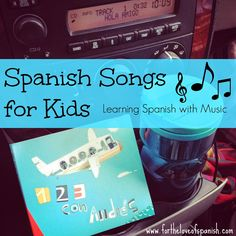 Learning Spanish with Music!