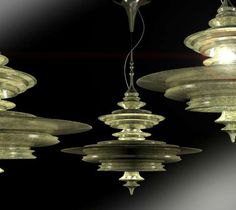 100 Eye-Catching Chandeliers - From Funky to Classic, These Lights are Fantastic (CLUSTER)