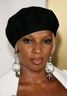 Mary J Blige Fashion Rocks