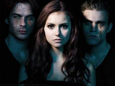 Vampires and Doppelgangers: The new poster for Vampire Diaries season 5 has it…