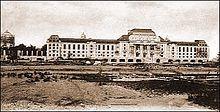 US Naval Academy, Bancroft Hall (1908)