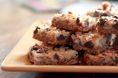 Magical Magic Bars are a mandatory second dessert. | 20 Marijuana Recipes That Coloradoans And Washingtonians Need To Try