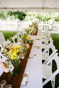 Backyard Chattanooga Wedding by Austin Gros Wedding Photography Perfect Wedding, Dream Wedding, Wedding Day, Reception Decorations, Table Decorations, The Best Is Yet To Come, Wedding Images, Rehearsal Dinners, Wedding Trends
