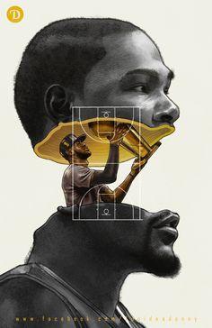 球場只有勝負! #nba #Durant #Warriors #LeBron