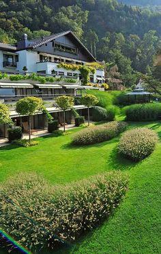 Park Hotel Sonnenhof en Vaduz, Liechtenstein