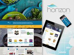 Horizon Distributors - Web Design & Development / Responsive Web Design / Branding Web Design, Branding, Responsive Web, Buy Local, Design Development, Holiday, Brand Management, Vacation, Holidays