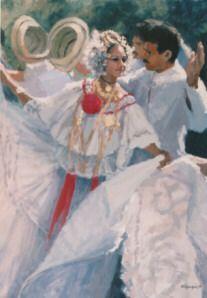 """""""Tamborito"""" by Al Sprague"""