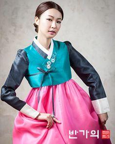 #반가의한복 #한복 #bangaui #Korean Traditional Dress #hanbok