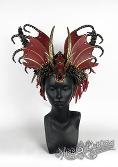 Dragon Headdress Hea
