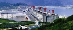 Die Besichtigung der gewaltigen fünfstufigen Schleuse am grössten Staudam der Welt ist ein zusätzliches Höhepunkt zu der Yangtze Kreuzfahrt, sehr beeindruckend!