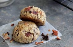 Our Favorite #Paleo Cookies: Bacon Chocolate Chip Cookies