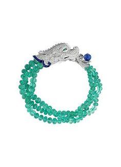Cartier Chinese Style Fine Exquisite Jewelry Dragon Diomand Bracelet  http://www.interactchina.com/servlet/the-Ladies-Fashion-cln-Bracelets/Categories#.U2MmOqJugsE