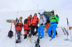 PeakPerformance FREEDOWN Avalanche Camp 2014 – report