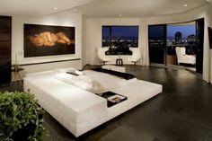 Amazing Luxury Penthouse in Phoenix  [ Wainscotingamerica.com ] #luxury #wainscoting #design