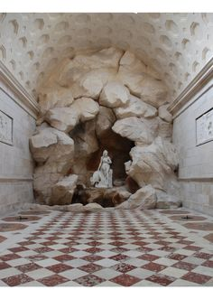 Sculpture of Amalthea, a Greek nymph and the foster mother of Zeus on Mt. Chateau de Rambouillet, Yvelines, France, built in… Mother Of Zeus, Statues, The Farm, Art Sculpture, Metal Sculptures, Abstract Sculpture, Bronze Sculpture, The Secret History, Oeuvre D'art