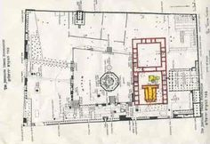 Plan for building of Temple