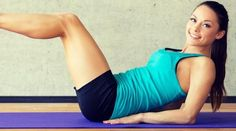 Be consistent with workouts by performing abdominal exercises weekly for the next 30 days. This 30 Day Ab Challenge offers 5 tips to help you get Fabulous Abs. Home Exercise Routines, At Home Workout Plan, At Home Workouts, Ab Workouts, Workout Plans, 7 Day Ab Challenge, Workout Challenge, Workout Tips, Six Pack Abs Workout