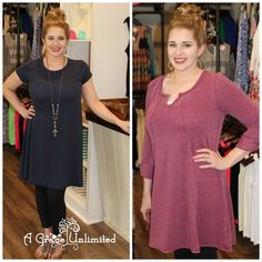 Z Supply dresses--available at A Grace Unlimited