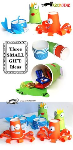 Reel in the fun with a diy paper cup fishing game fish games diy ladybug crafts for kids solutioingenieria Image collections
