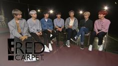 BTS Boys Reveal Fans' Weirdest Requests and More! | E! Live from the Red Carpet~ ❤ (BTS' 4th Day In LA! Today they appeared on, On Air With Ryan Seacrest, rehearsed for the AMAs and to celebrate their first U.S. TV performance at the AMAs this sunday there are #BTSxAMAs pins and patches available at: shopamas.com 171117) #BTS #방탄소년단