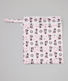 Look at this #zulilyfind! 16'' Disney Baby Minnie Mouse Wet/Dry Bag by Disney Baby from Bumkins #zulilyfinds