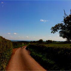 England, you look beautiful today!