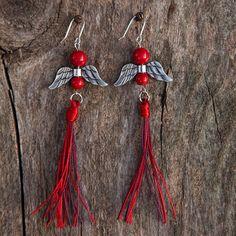 Earrings_Pendientes Marrakech por collardemaka en Etsy