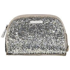 Sephora Glitter Makeup Bag...perfect for the little things in your purse!!