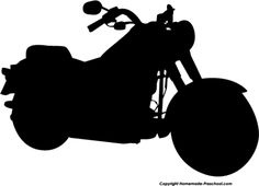 motorcycle silhouette clip art download free versions of the image rh pinterest com motorcycle silhouette clip art free motorcycle silhouette clip art free