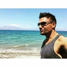 Manu Bennett, Shannara Chronicles, Young Old, Starz Series, Deathstroke, Spartacus, Stephen Amell, Celebs, Celebrities