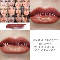 Nutmeg https://www.facebook.com/groups/ReadMyLipstick6/