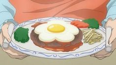 """realanimefood: """"     Anime: Rozen Maiden Appearance: Episode 8 Time: 20 minutes Serving: 1 I actually enjoyed this way more than I thought I would. It is deceivingly difficult. Like all you really do..."""