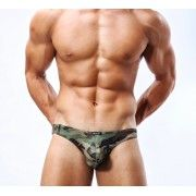 Bulge pouch thong