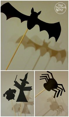 Halloween shadow puppets free download