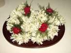 rajnigandha flower mala - Google Search