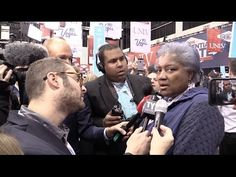 Jordan's NOT HAVING Donna Brazile's Russia Dodge!~~Published on Oct 19, 2016 TYT Politics Reporter Jordan Chariton (https://twitter.com/JordanChariton) grilled interim DNC chair and former CNN contributor Donna Brazile on the email, recently released by WikiLeaks, that shows her providing the Clinton campaign with a town hall question beforehand.