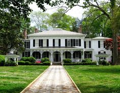April 30-May 2, 2015 - Spring Tour of Homes - 1850 Broughton Hall - For tickets:  http://www.mmcc-arts.org/spring-tour-of-homes.html