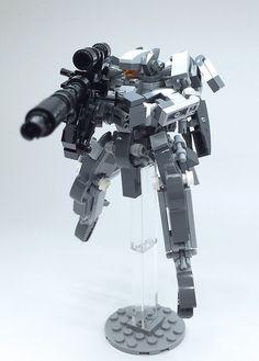LEGO Robot Mk-5 by Mitsuru Nikaido