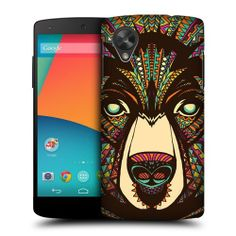 Case Bear Aztec Case Cover For Lg Google Nexus 5