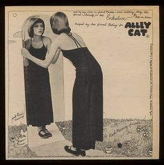 Alley Cat ad