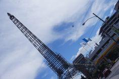 Torre eifel en Guatemala? Utility Pole, Four Square, Towers
